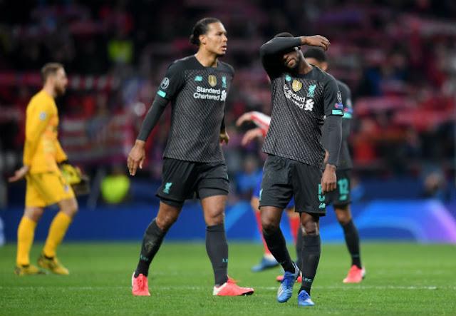 """Liverpool mơ ngược dòng cúp C1: Atletico lại """"cầm vàng để vàng rơi""""? 2"""