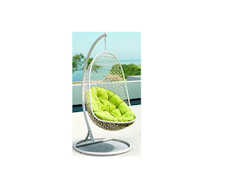 LexMod, LexMod Outdoor Furniture, LexMod Swing Chair Sets, LexMod Wicker Patio Swing Chair Set, LexMod Wicker Swing Chair Sets, Outdoor Furniture, Patio Furniture, Swing Chair Sets, Swing Chairs, Chairs,