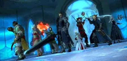 Final Fantasy XIV Has Better Social Features