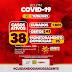 Jaguarari registra 04 novos casos de coronavírus nesta quarta-feira (19)
