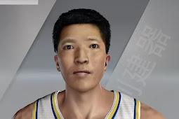 NBA 2K20 Hu Weidong Cyberface by nnbvm