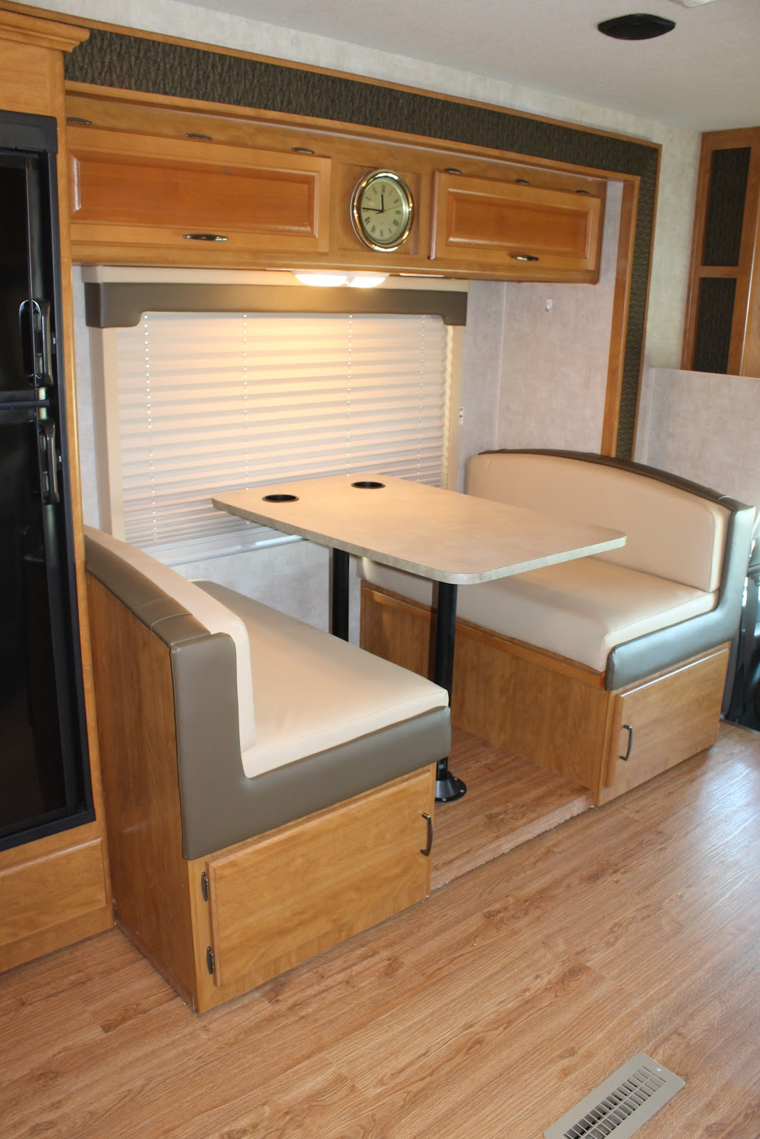 Countryside Interiors  Transforming RVs and Trailers since the 80s 2006 Fleetwood  New Wood