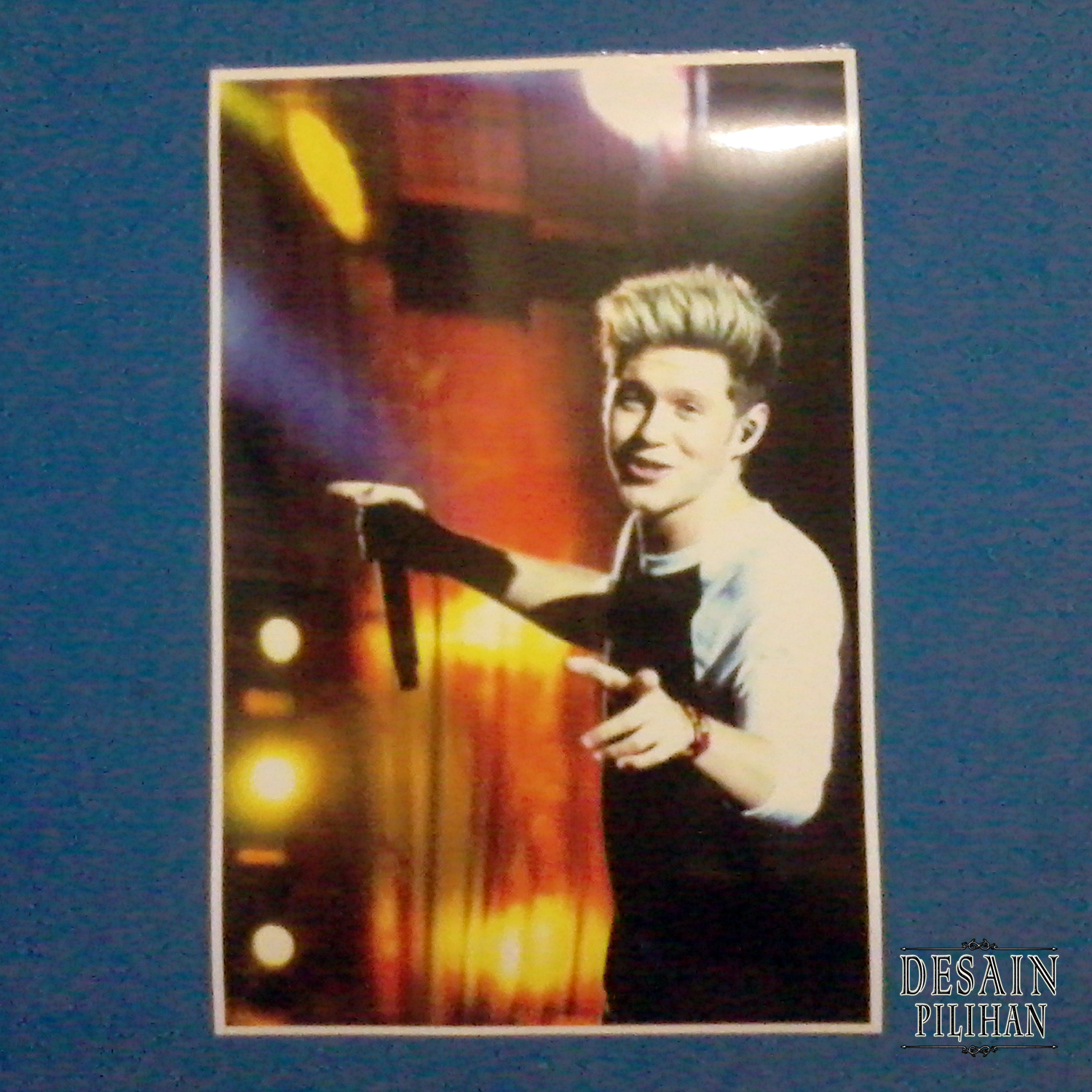 jual poster one direction murah