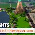 Brookheights Mod: World Edit for Beta 0.4 + New Debug Items