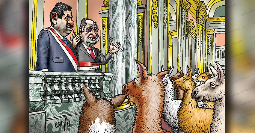 Carlincaturas Jueves 12 Noviembre 2020 - La República