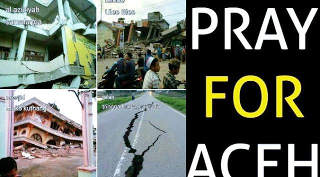 Gempa Aceh Hari Ini 7 Desember 2016, Jumlah Korban Meninggal Bertambah Menjadi 26 Orang