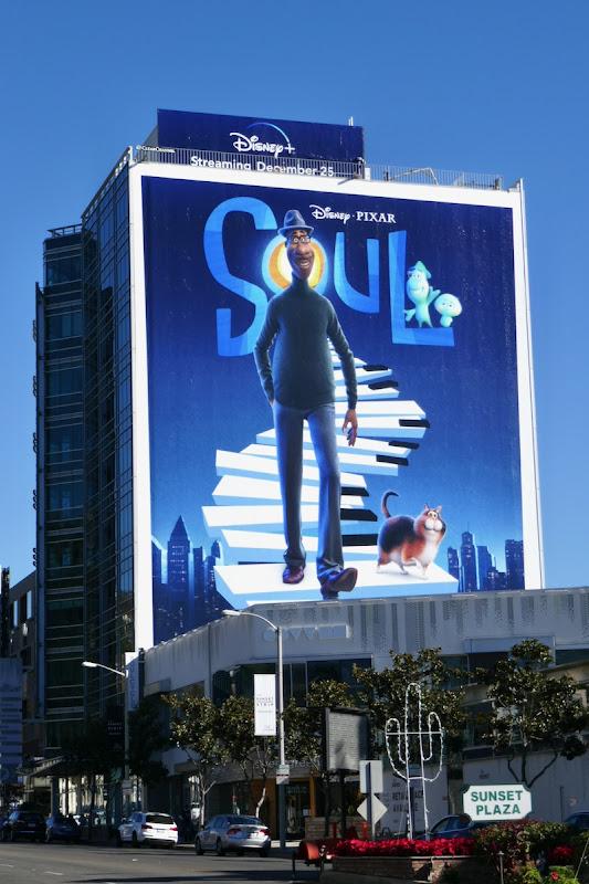 Giant Soul movie billboard