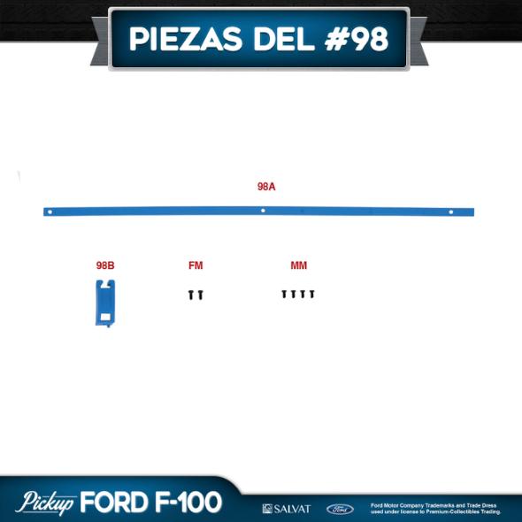 Entrega 98 Ford F-100