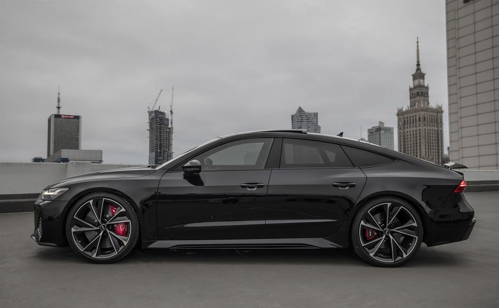 Audi RS7 Sportback 2021 lộ diện, ngoại hình thu hút