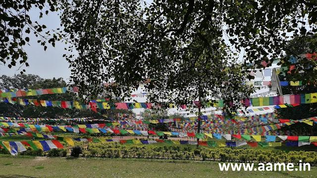 Lumbini - Gautam Buddha Birthplace - Nepal - 01