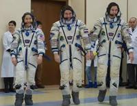 For New Launch Despite Glitches, Astronauts Who Survived Soyuz Scare Ready