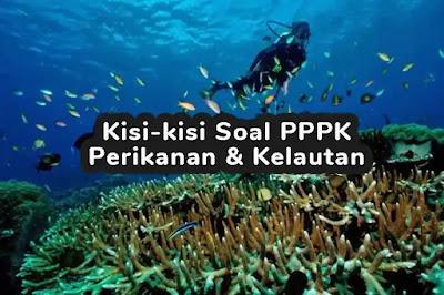 Kisi-kisi Soal P3K (PPPK) Perikanan dan Kelautan