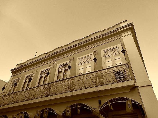 Casario Rua Conselheiro Mafra, Florianópolis