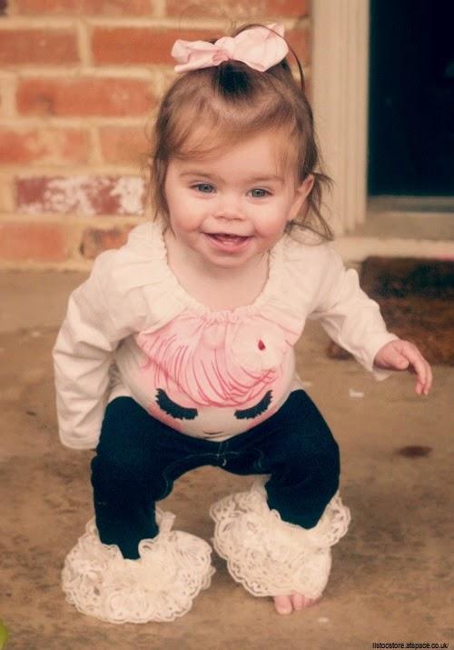 Photos bébés filles très mignonnes