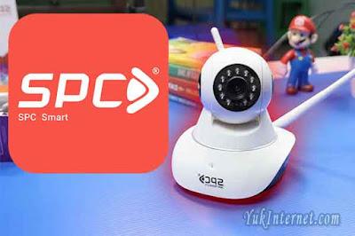 cara setting ip camera spc