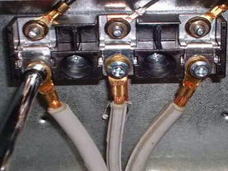 Electric Work: Range