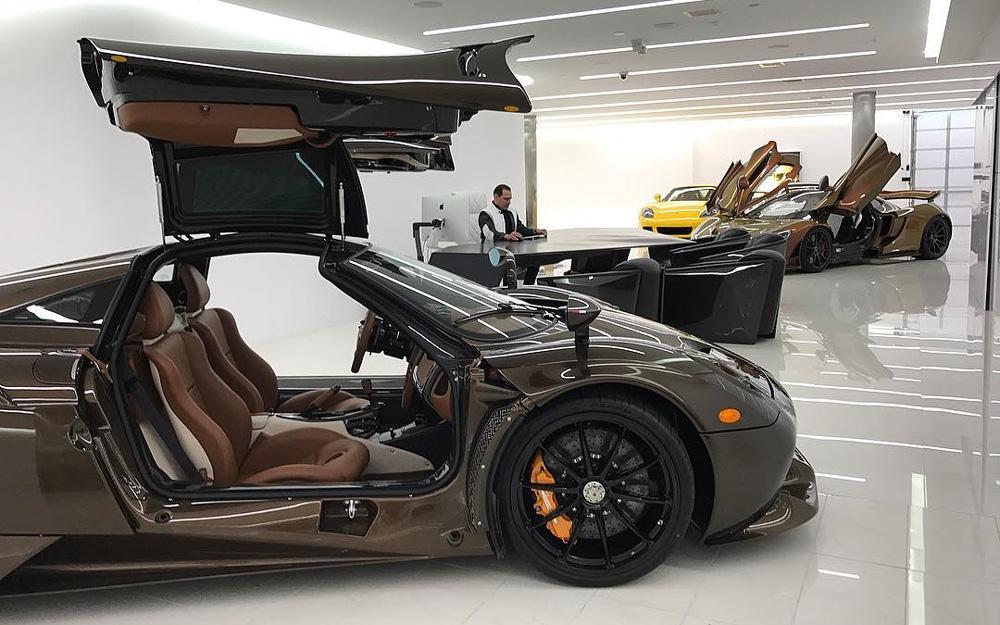 pagani huayra sport cars   hermes edition   luxury car brands