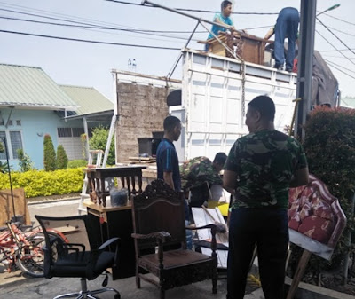 Sewa Truk Pindahan Bandung Semarang