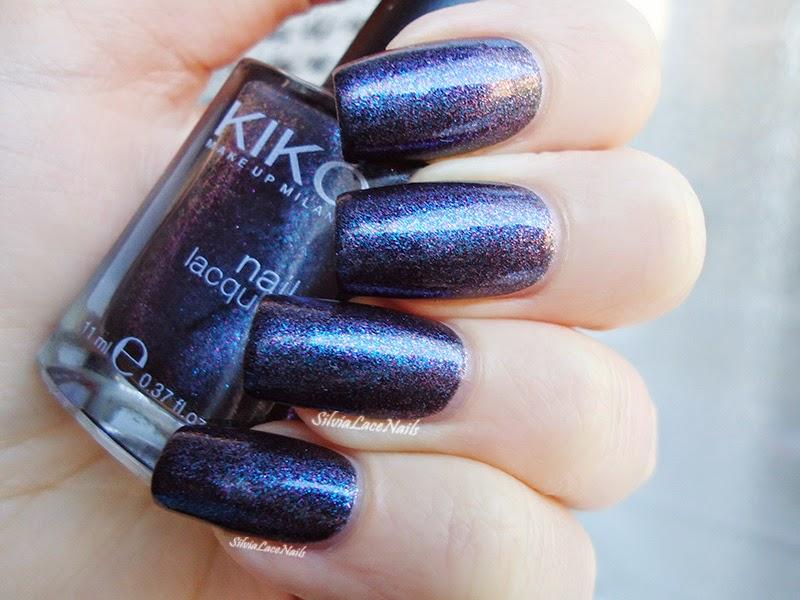 Kiko 524 Blue Multicolor