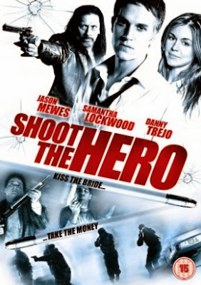 Poster Of Shoot the Hero (2010) In Hindi English Dual Audio 300MB Compressed Small Size Pc Movie Free Download Only At worldfree4u.com