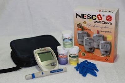 Alat Cek Gula Darah GCU