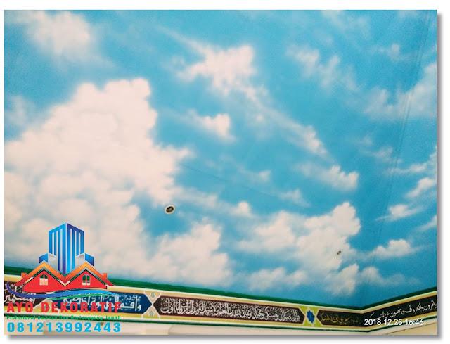 harga-jasa-lukis-kaligrafi-motif-awan-kubah-masjid-untuk-wilayah-JABODETABEK