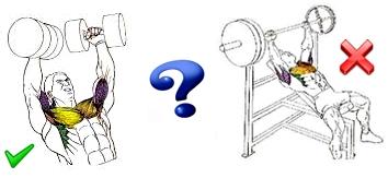 Más Masa muscular en un lado que en el otro