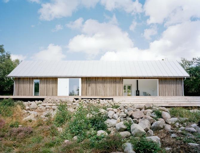Casa de verano m de mikael bergquist arquitectura y - Arquitectura y diseno de casas ...
