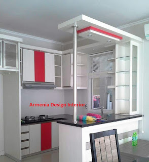Contoh Gamabar Kitchen Set Anti Rayap