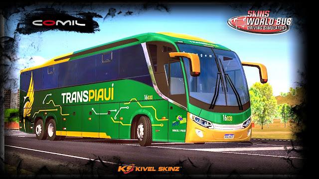 COMIL 1200 6X2 - VIAÇÃO TRANSPIAUI