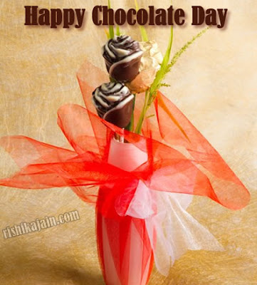 whatsapp chocolate day images