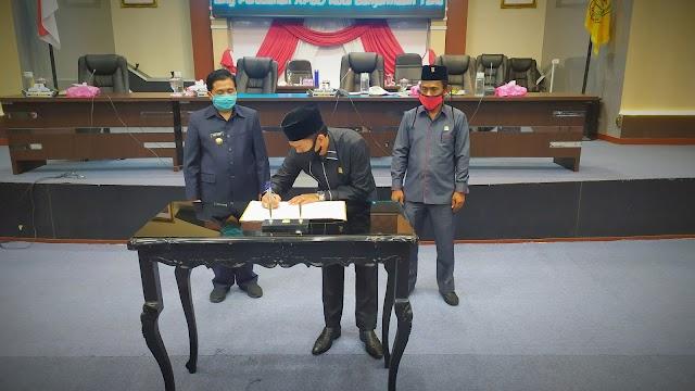 Lensa Foto DPRD Kota Banjarmasin Periode September 2020