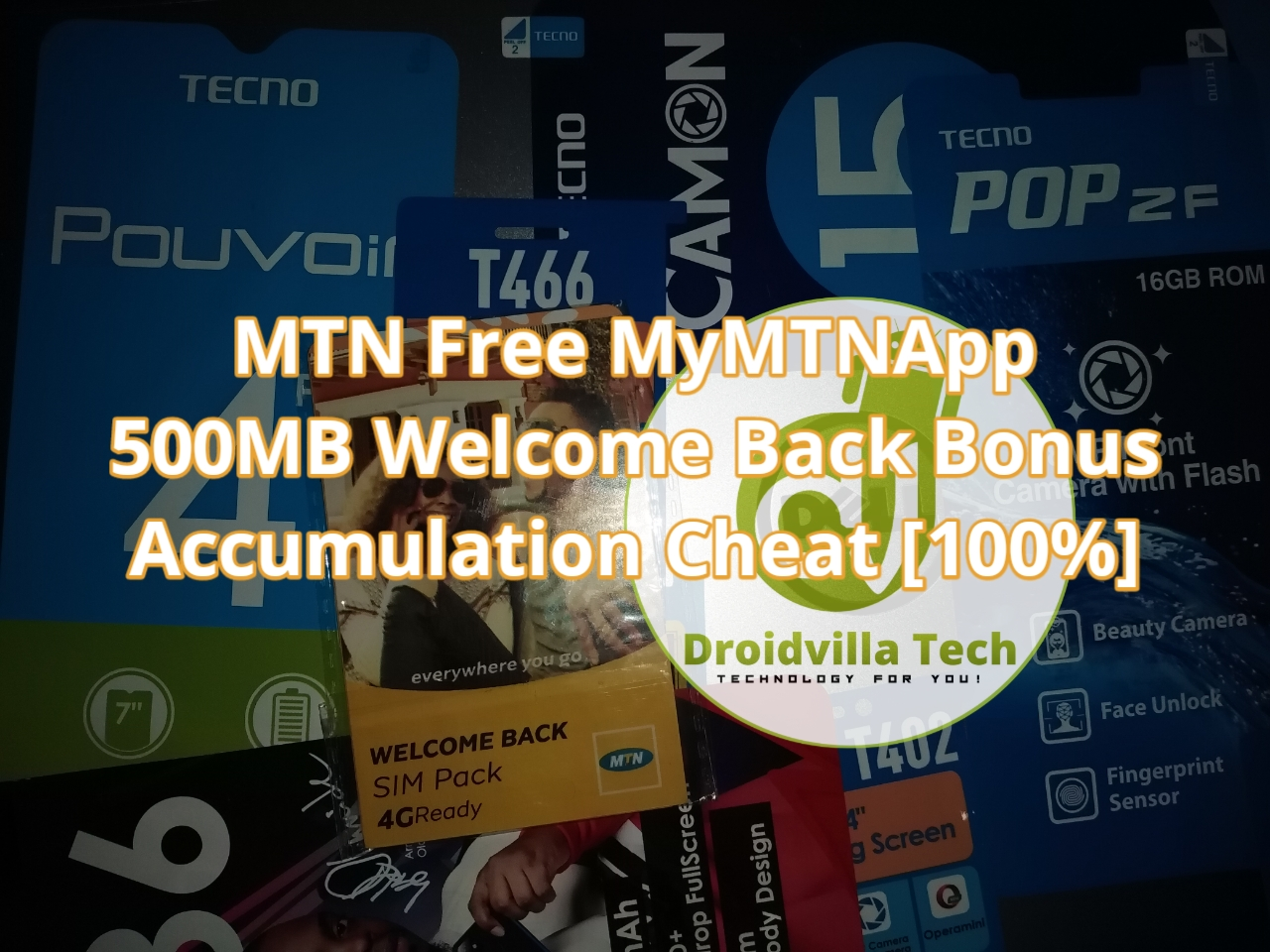 MyMTN 500mb Accumulation cheat