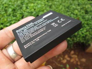 Baterai Hape Outdoor Mann Zug 3 Original