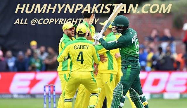 Pakistan And Australia Will Re-Contest Tomorrow