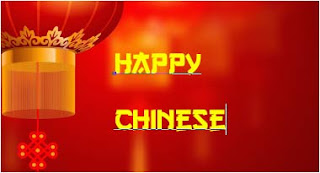 Happy chinese