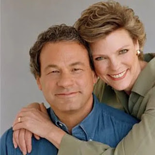 Steven Roberts and Cokie Roberts
