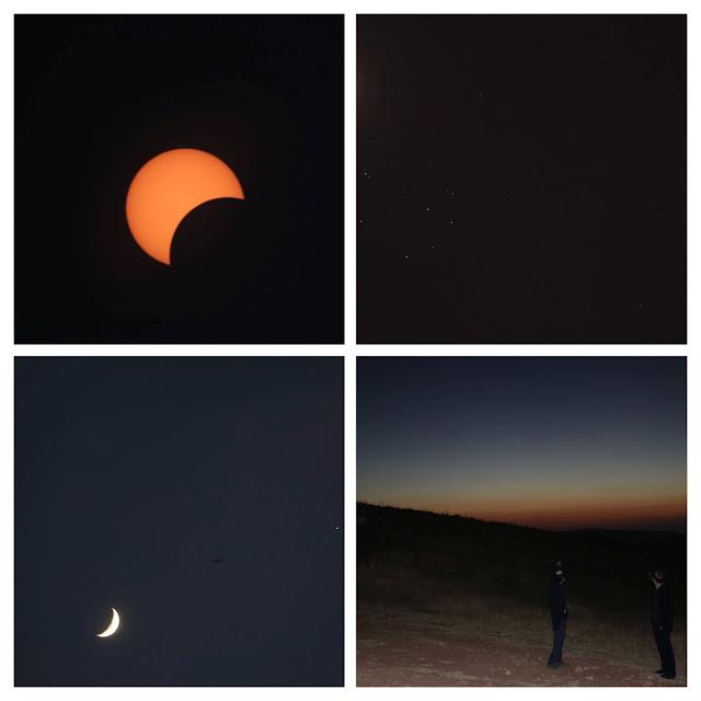 הרגעים האסטרונומיים הגדולים של 2020