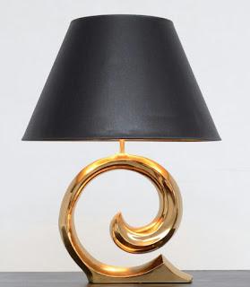 lampu hias lampu meja