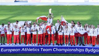 ATLETISMO - Campeonato de Europa de selecciones 2019 (Bydgoszcz, Polonia): Los anfitriones consiguieron su primer oro con España sexta