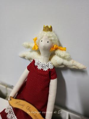 capelli di lana per bambole