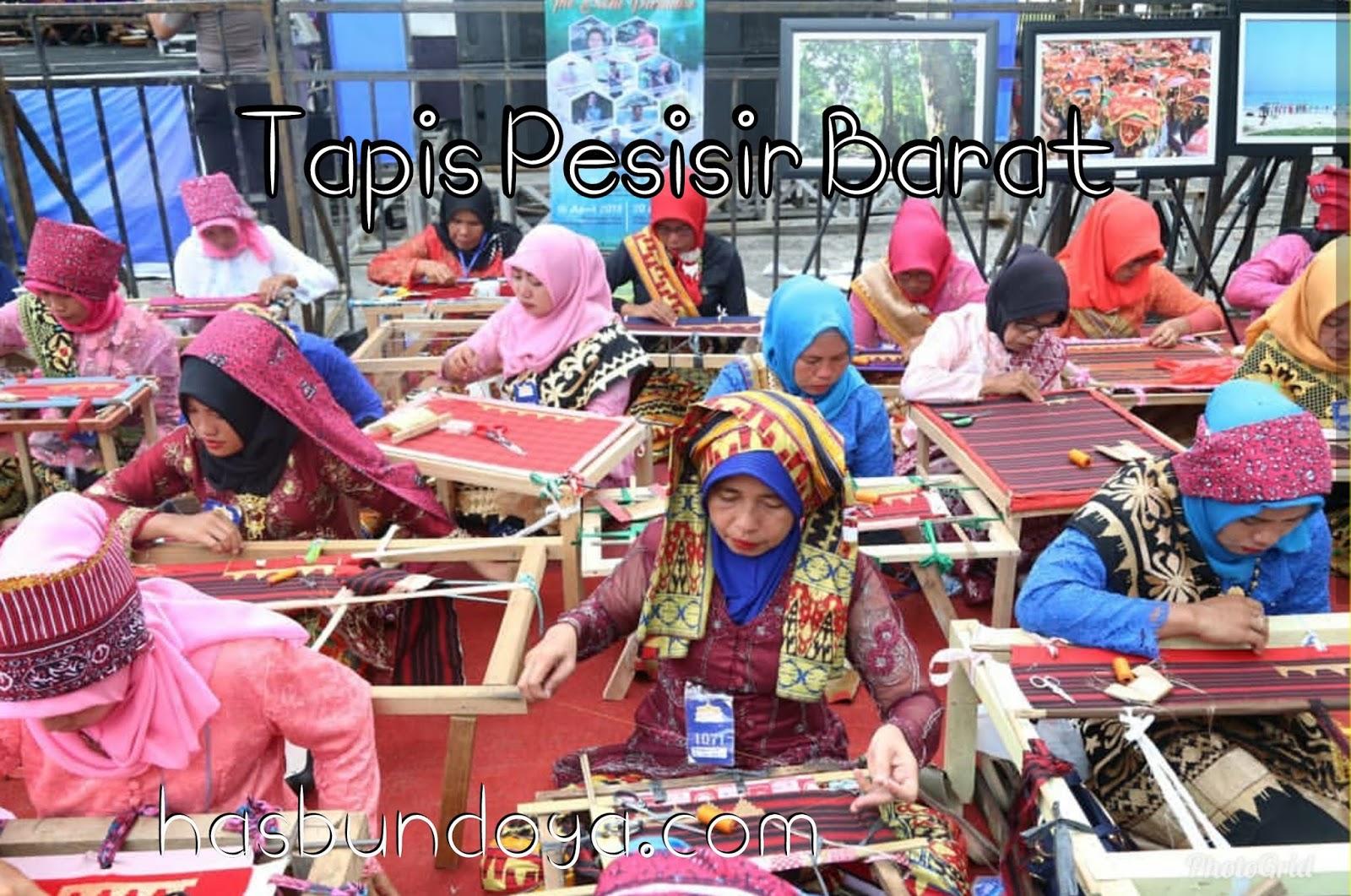 Jenis Dan Motif Kain Tapis Lampung Hasbundoya Com