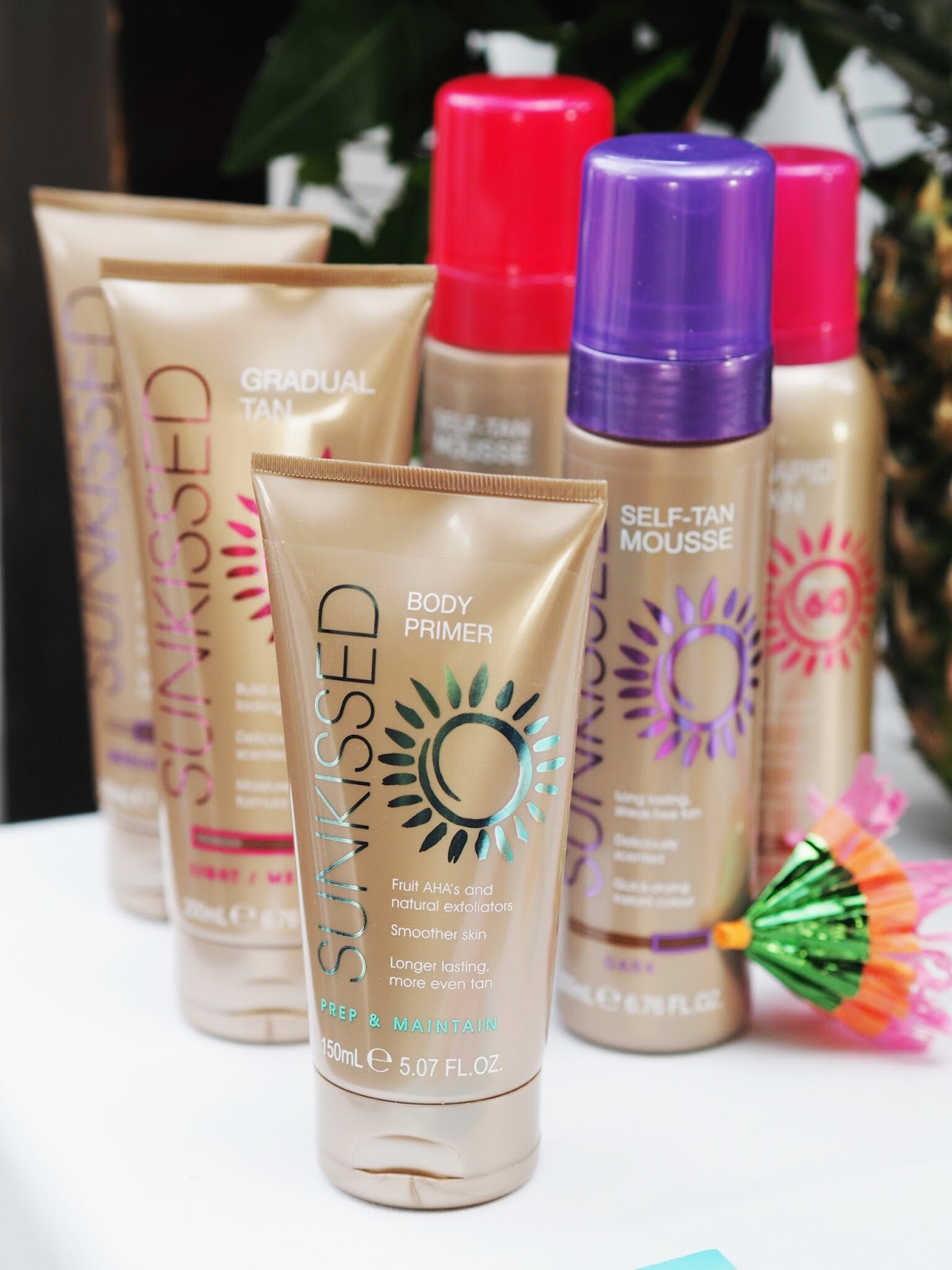 sunkissed fake tan self tan affordable cheap superdrug