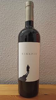 Kingpin, vino tinto, tempranillo, shiraz, cabernet