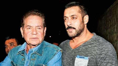 Salman Khan's birthday wishes for father Salim Khan