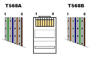 t568b color diagram cat6 connector wiring pengenalan asas networking