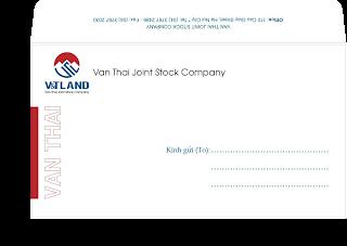mẫu bì thư nhỏ trong in offset giá sỉ giá rẻ