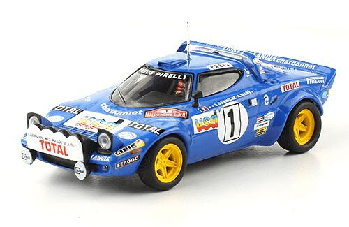 collezione rally monte carlo Lancia Stratos HF 1980 Darniche - Mahe