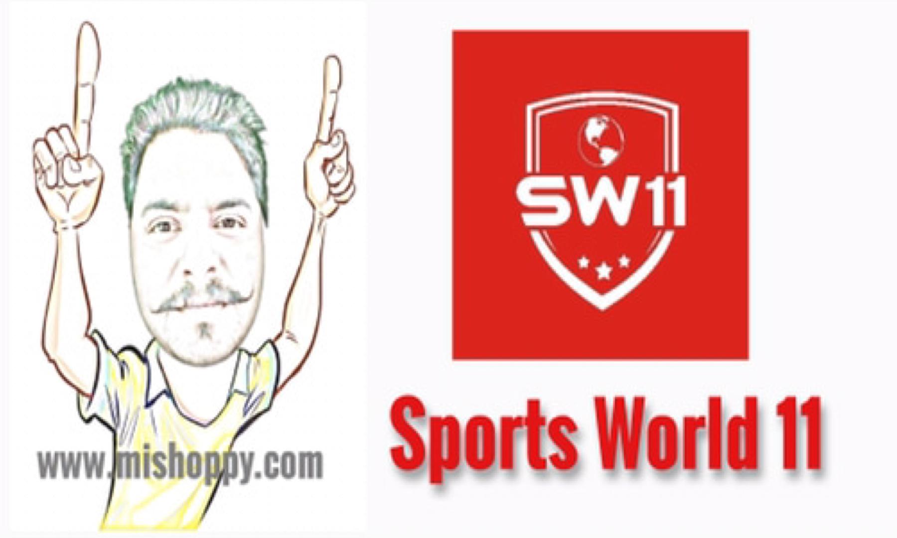 """Sports World 11 kya hai? sw11 legal or scam?  दोस्तों बहुत सारे लोगो को नही पता कि Sports World 11 क्या है और इसे कैसे खेले और जीते, दोस्तो आज के इस Post में हम आपको """"Sports World 11 fantasy cricket, Sports World 11 kya hai? Sports world11 plan kya hai? sw11 legal or scam? के बारे में बताने वाले है Sw 11 kya h, sw11 Kya hai"""