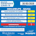 INHAMBUPE REGISTRA 3º CASO CONFIRMADO PARA COVID-19 E TEM OUTROS 2 AGUARDANDO RESULTADO DE EXAME